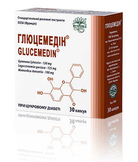 Glucemedin®- new herbal complex to control glucose and lipid levels and body weight in diabetes mellitus