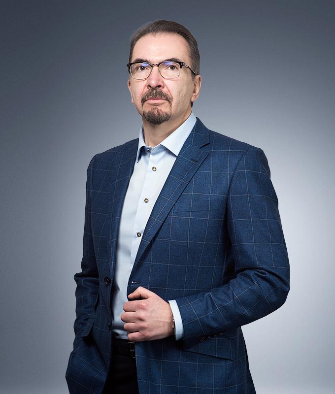 Сергій Іванович Гулий, генеральний директор Нутрімед