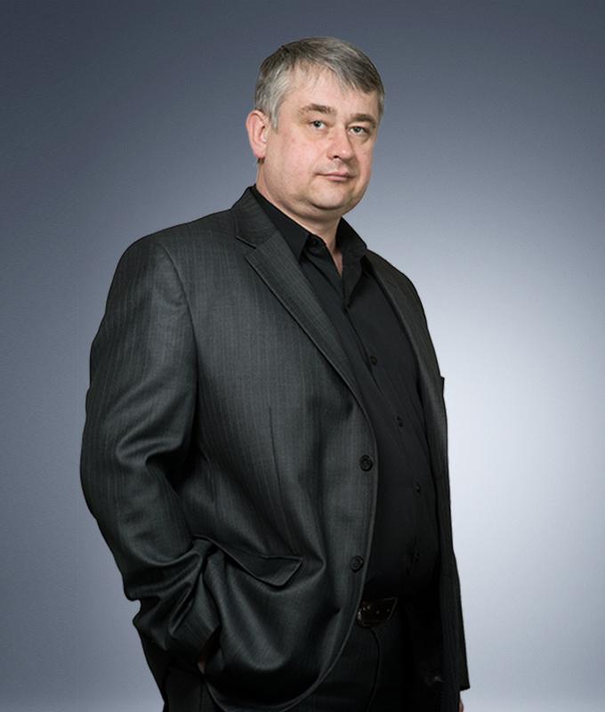 Шайда Віталій Леонідович, начальник відділу контрактного виробництва