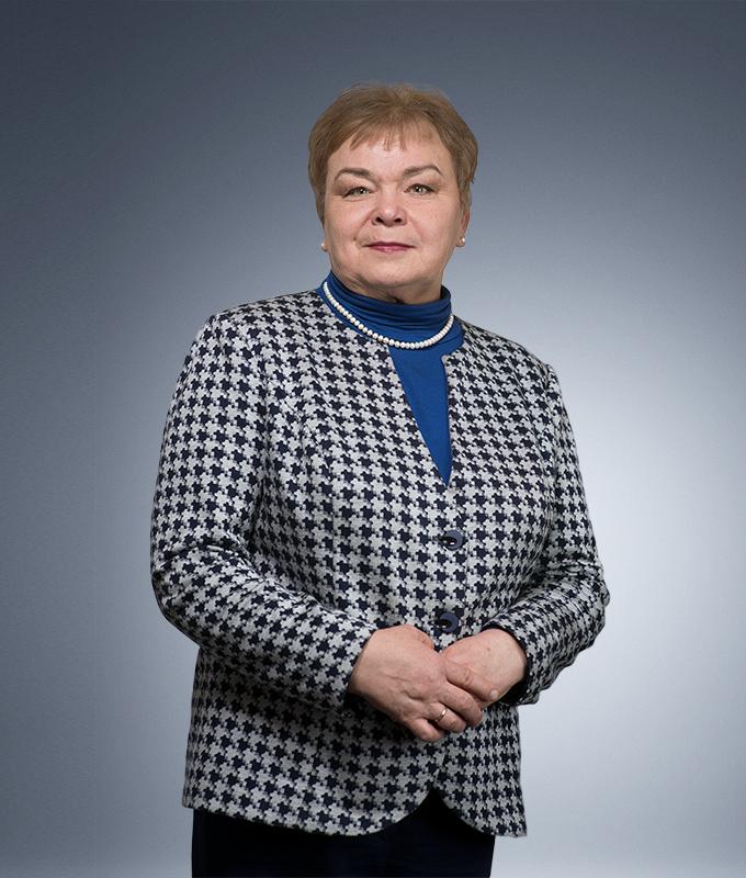 Воропай Ганна Григорівна