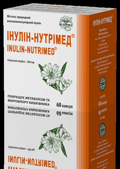 Инулин-Нутримед® - оригинальный растительный препарат при сахарном диабете